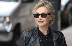 Jane Lynch: My New York City