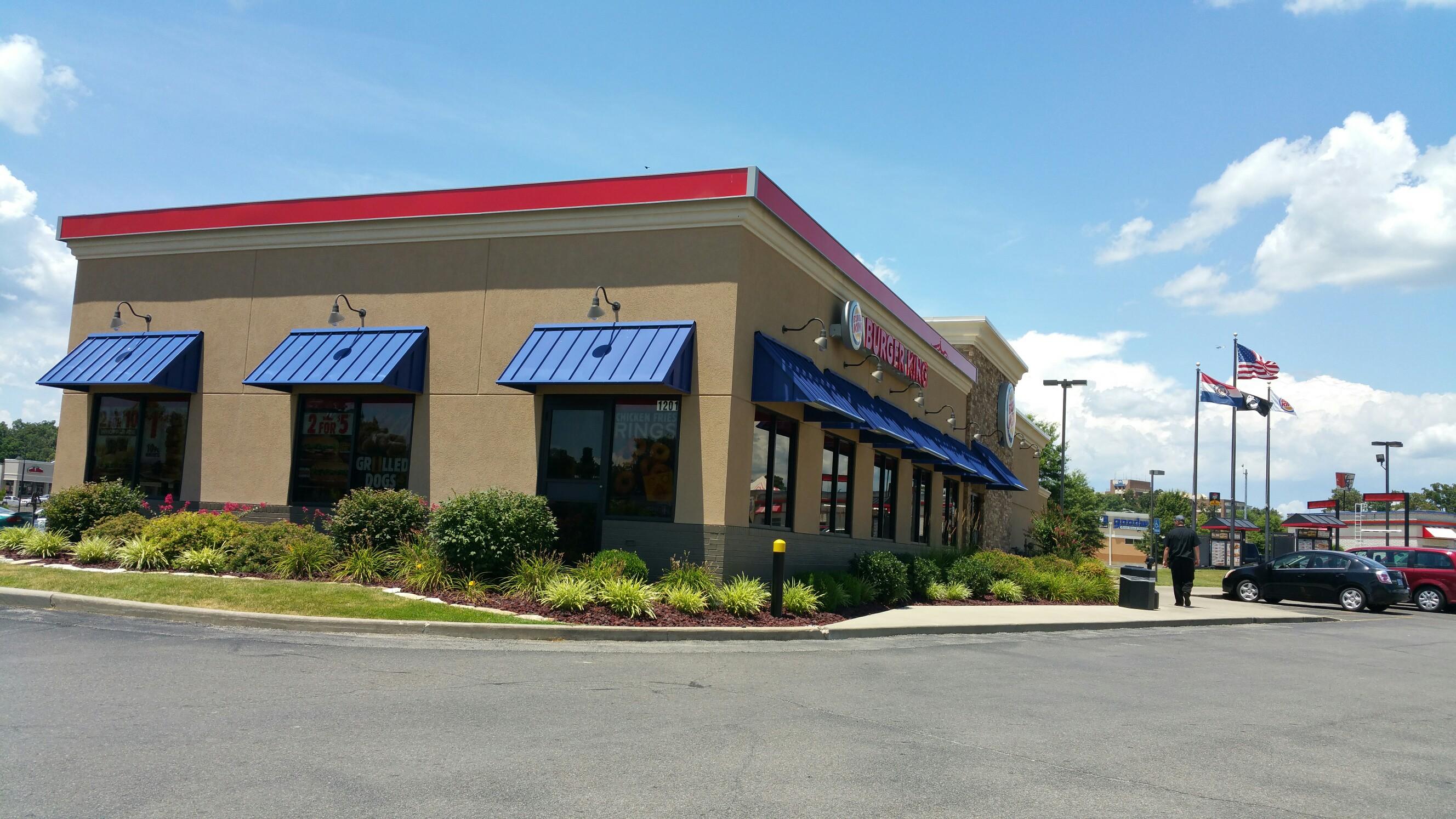 Burger King, Poplar Bluff MO