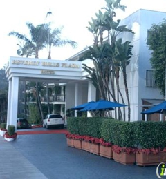 Beverly Hills Plaza Hotel & Spa - Los Angeles, CA