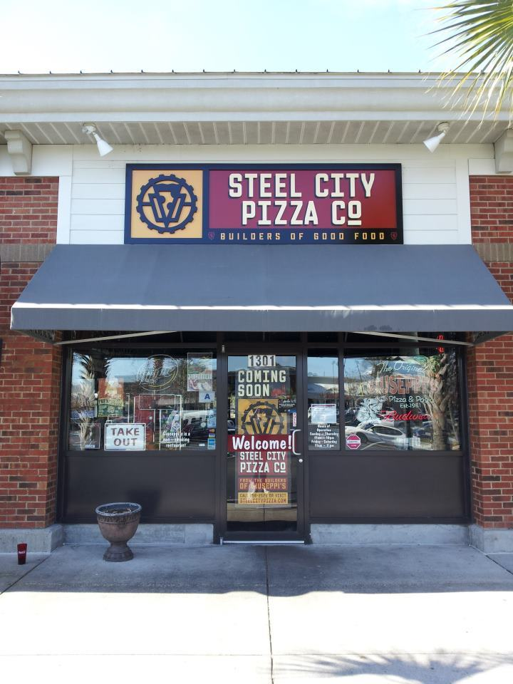 Steel City Pizza Co., Mount Pleasant SC
