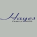 Hayes Family Auto, Inc.