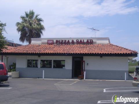 Todays Pizza and Salad, Encinitas CA