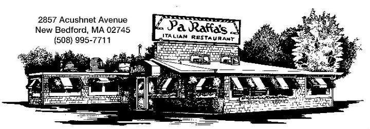 Pa Raffa's Italian Restaurant, New Bedford MA