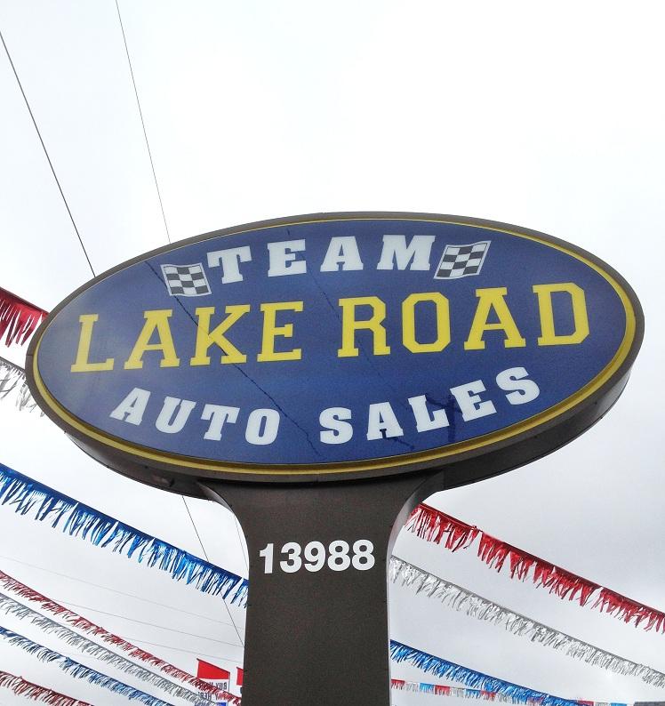 Team Lake Road Auto Sales, Meadville PA
