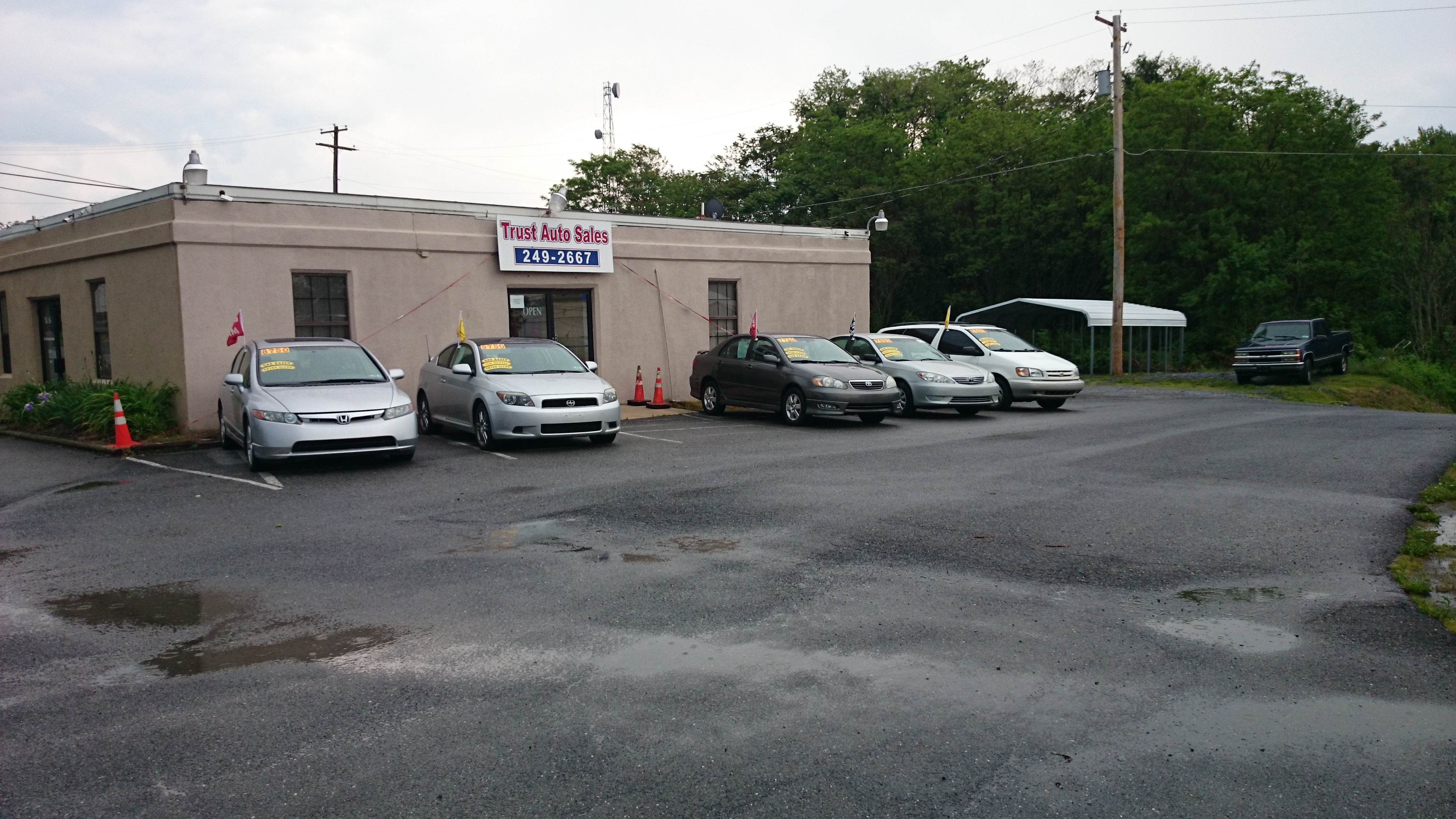 Trust Auto Sales, Carlisle PA