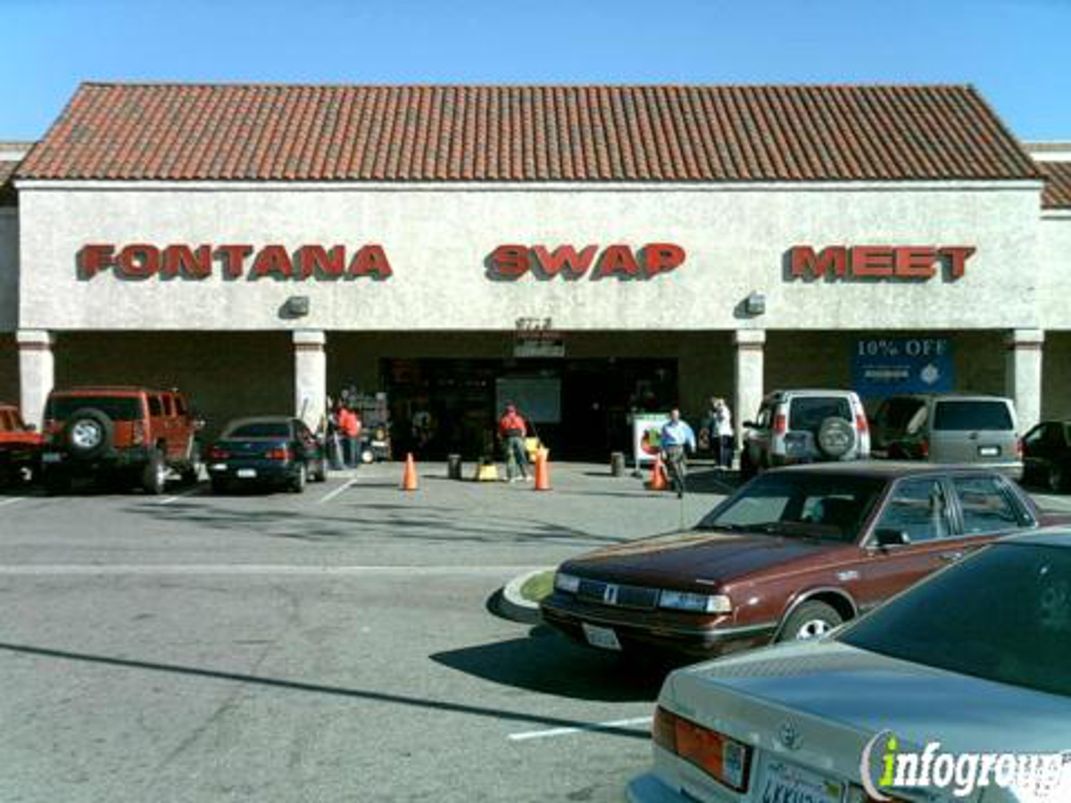 tucson swap meet indoor of fontana