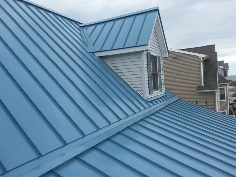Image result for Your Metal Roofing Options