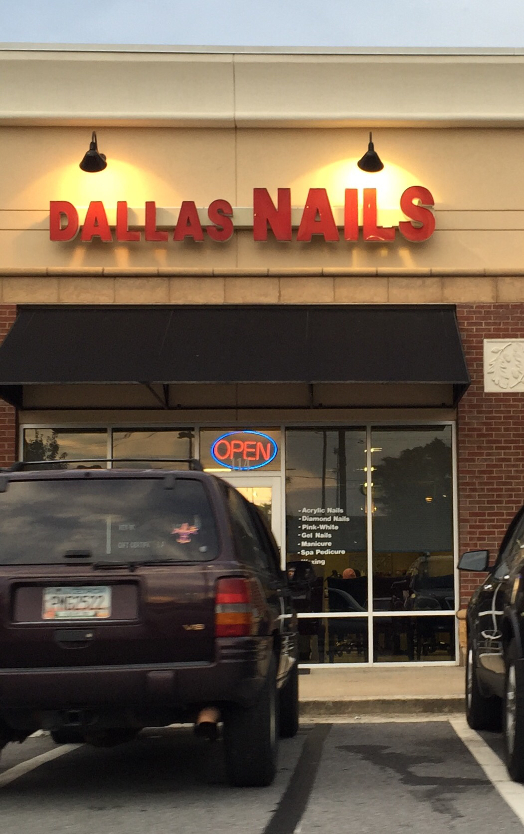 Candle Nails Spa Mage Is The Best Bar Nail In Down Town Dallas