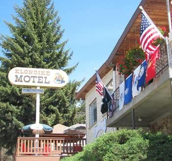 Klondike Motel, Republic WA