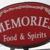 Memories Food & Spirits