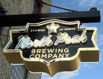 North Peak Brewing Co, Traverse City MI