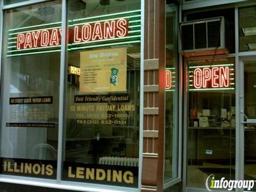Illinois Lending - Chicago, IL
