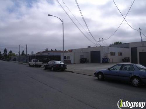 Roneda Machine Works Inc - Redwood City, CA