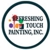 Refreshing Touch Painting In