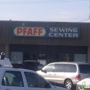 Pfaff Sewing Center