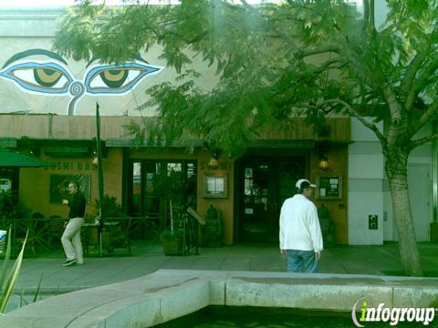 Monsoon Cafe, Santa Monica CA