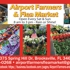 Airport  Farmers and Flea Market
