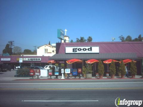 Good Microbrew & Grill, Los Angeles CA