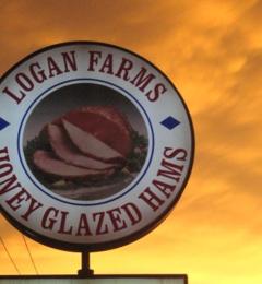 Logan Farms Honey Glazed Hams - Houston, TX