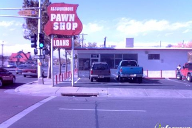 Albuquerque Pawn Shop