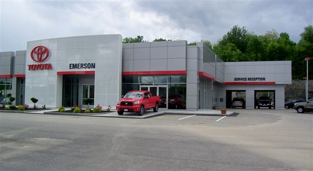 Emerson Toyota, Auburn ME
