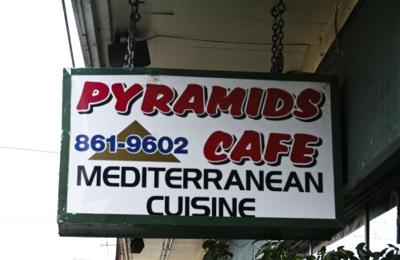 Pyramids Cafe - New Orleans, LA