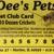 Dee's Pets