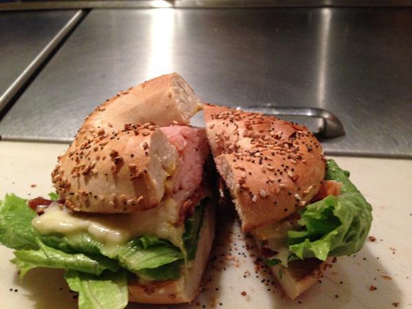 Kc's Bagel Cafe, Waterbury VT