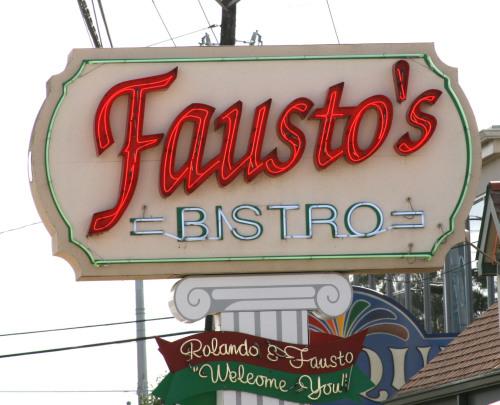 Fausto's Bistro, Metairie LA