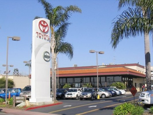Toyota Carlsbad, Carlsbad CA