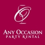 Any Occasion Party Rental