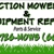 Action Mower & Equipment Repair
