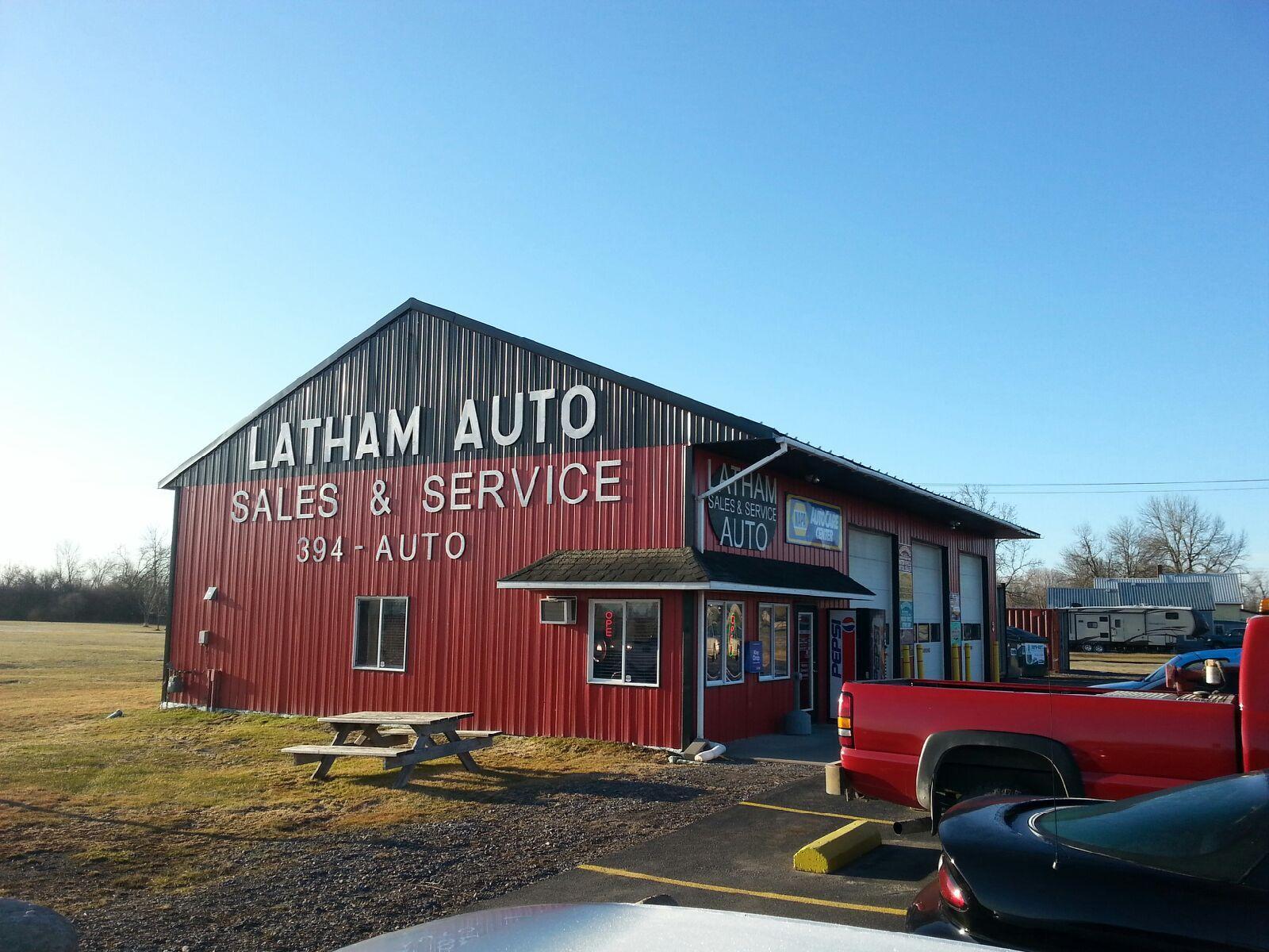 Latham Auto Sales & Service, Ogdensburg NY