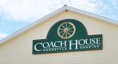 Coach House Restaurant, Brewer ME