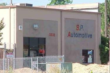 SP Automotive Supply