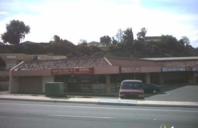 Discount Box & Shipping Company - San Diego, CA