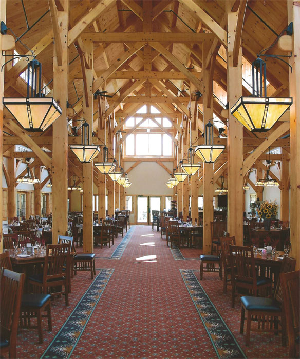 Timberlodge at Arrowhead Golf Club, Akron NY