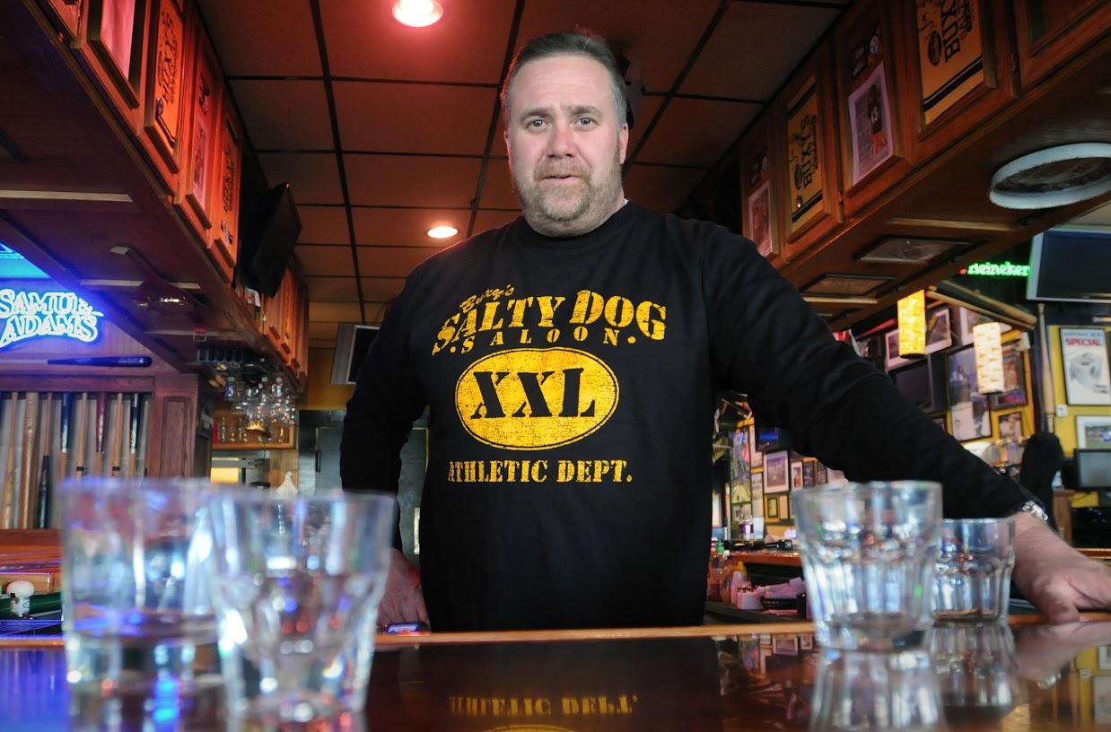 Buxy's Salty Dog Saloon, Ocean City MD