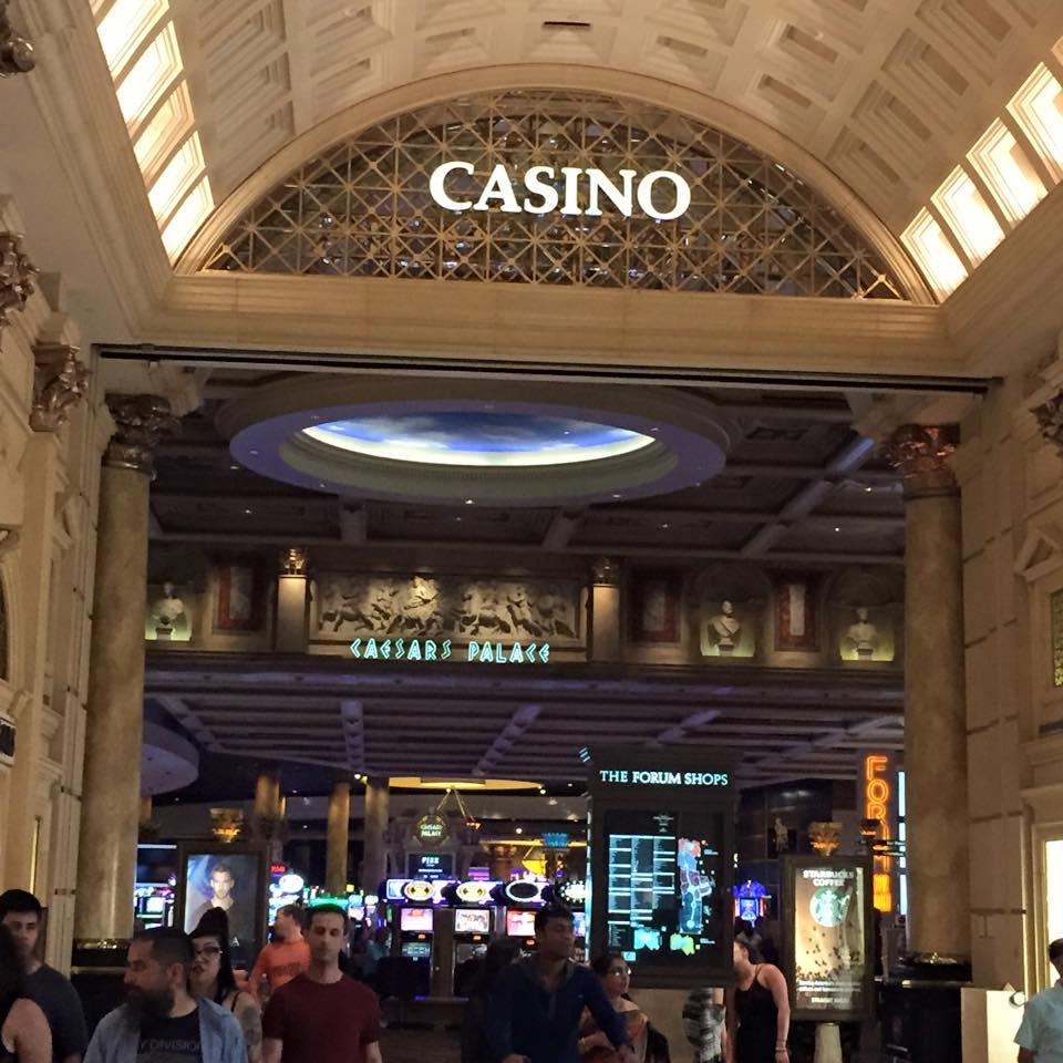 Fall of Atlantis at Caesars Palace Forum Shops, Las Vegas NV