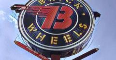 Brick Wheels - Traverse City, MI