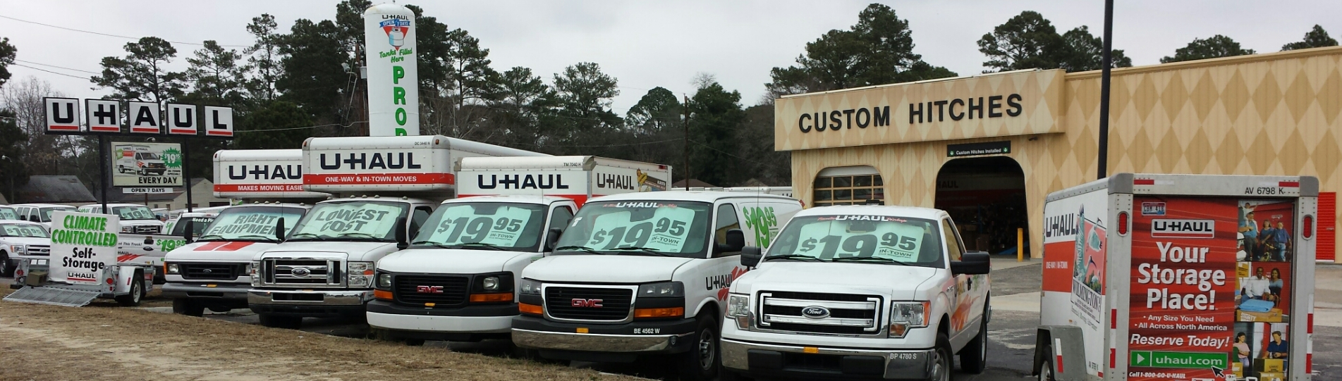 U Haul Moving Amp Storage At Bragg Blvd Fayetteville Nc