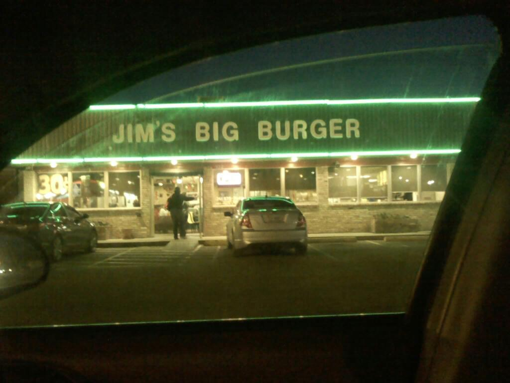 Jim's Big Burger, Victoria TX