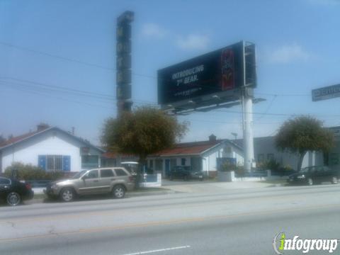 Vista Motel, Culver City CA