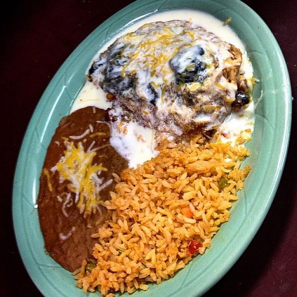 La Bamba Authentic Mexican Restaurant, Ruston LA