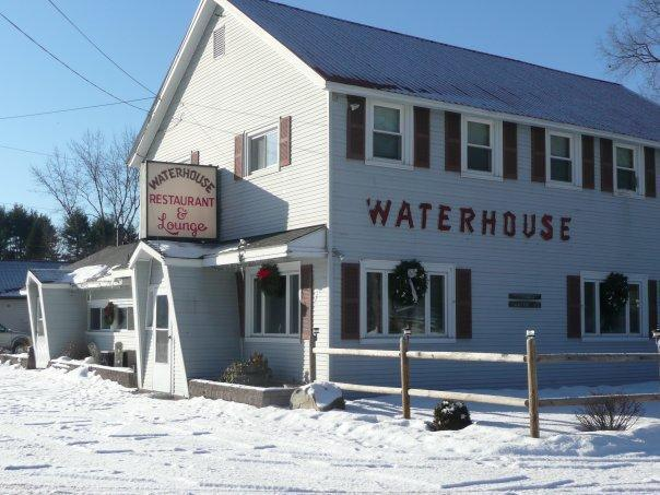 Waterhouse Restaurant, Lake Luzerne NY