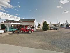 Wigwam Motel & Curios, Holbrook AZ