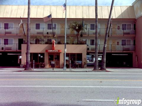 Metro Cafe, Culver City CA