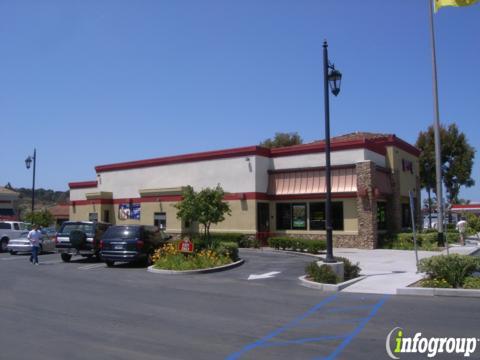 Wendy's, Oceanside CA