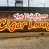Living Room Cigar Lounge The