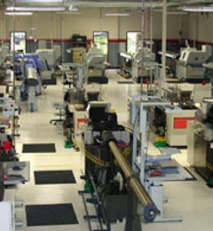 Precision Swiss Products Inc - Milpitas, CA
